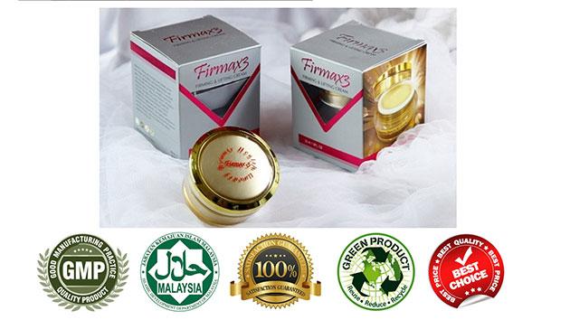 Các chứng nhận của firmax3