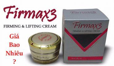 Firmax3 giá bao nhiêu
