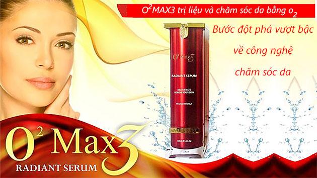 O2max3 Serum